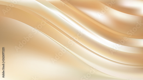 Papiers peints Tunnel Abstract Brown and White Background Vector Illustration