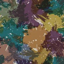 Watercolor Seamless Pattern. B...