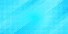 Abstract Blue Gradient Color O...