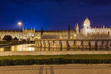 The Jeronimos Monastery - Lisb...