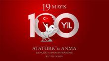 19 Mayis Ataturk'u Anma, Gencl...