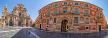 Murcia Episcopal Palace Exterior View