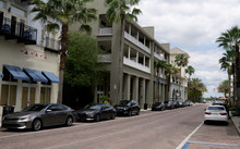 Beautiful Baldwin Park Village Located In The Heart Of Orlando Florida