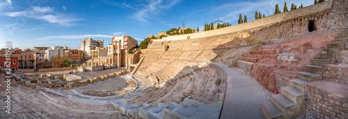 Cartagena Spain roman amphitheater