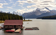 Canada, Alberta, Jasper Nation...