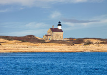 Block Island Lighthouse From T...