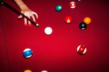 Time For Billiard!