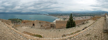 Panoramic View Of Greek Coasta...