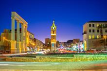 Jaffa Clock Tower At Yefet Str...