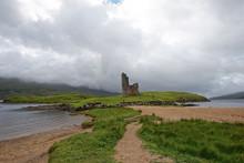 Schottland - Ardvreck Castle