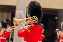 Trombonist Royal Guard