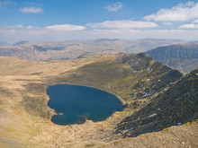 Red Tarn, A Small Lake On The ...