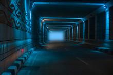 Under The Bridge In Jakarta Wi...