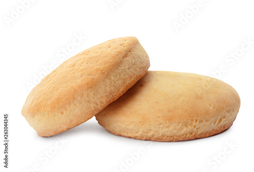 Garden Poster Cookies Traditional cookies for Islamic holidays isolated on white. Eid Mubarak