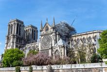 Paris, France: Notre Dame De P...