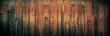 Dark Vintage Weathered Wooden ...