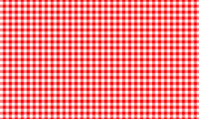 Red Gingham Seamless Pattern. Texture From Rhombus/squares For - Plaid, Tablecloths, Clothes, Shirts, Dresses, Paper, Bedding, Blankets, Quilts And Other Textile Products.