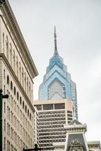 Downtown Philadelphia Skyline