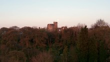 Dudley UK Aerial With Castle, ...
