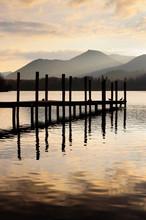 Landscape In Lake District