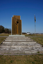Memorial At Point Alpha, Betwe...