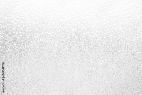 Valokuva  White Glass Wall Texture Background.