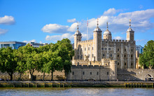 View Of The Tower Of London, A...