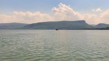 Sea Of Galilee During The Day ...