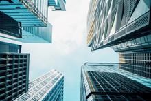 Skyscrapers Economy View