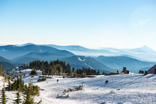 Blue Mountains On The Horizon