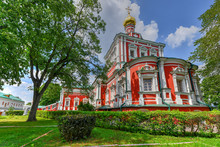 Novodevichy Convent - Moscow, ...
