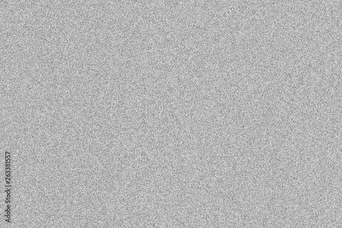 Obraz White noise. Background effect with sound effect and grain. Distress overlay texture for your design. Grainy gradient background - illustration - fototapety do salonu