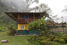 Ranger Station Of The Volcan B...