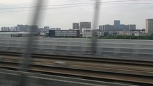 Chinese High Speed Train Trave...