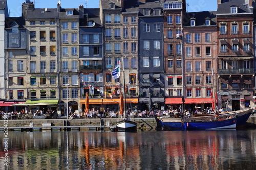 Poster Amsterdam fischerstadt honfleur,frankreich