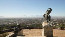 Rhodes Memorial Near The Devil...