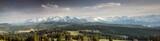 mountains panorama Tatr