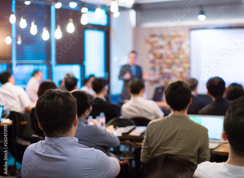 Photo  Seminar Presentation