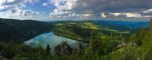 Lac Blanc, Balade Sur Les Cretes Des Vosges