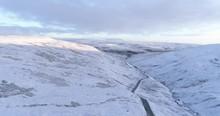 Snowy Buttertubs Pass