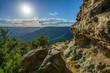 sunset at lincolns rock, blue mountains, australia 7