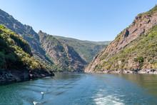 Sil River Canyon In Orense - G...