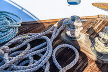 Thick Ropes And Different Tack...
