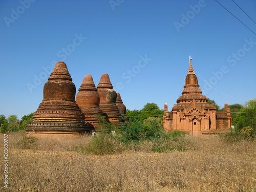 Photo  Bagan, Myanmar