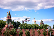 The Helicopter Of The Kremlin,...