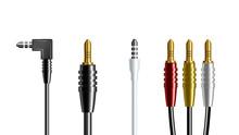 Realistic Audio Connector Head...