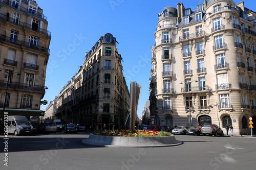 Valokuva  Paris - Place de Mexico
