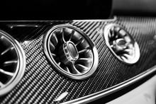 Mercedes AMG Klimaanlage In Carbon