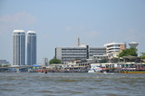 Fototapeta Londyn - Thailand Bangkok landscape