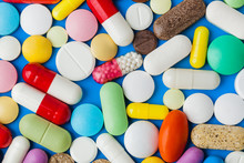Heap Of Pills - Medical Backgr...